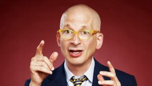 Seth Godin's 5 Creation Questions