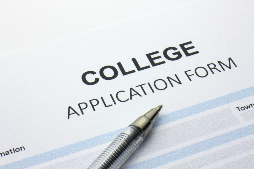 College application tips