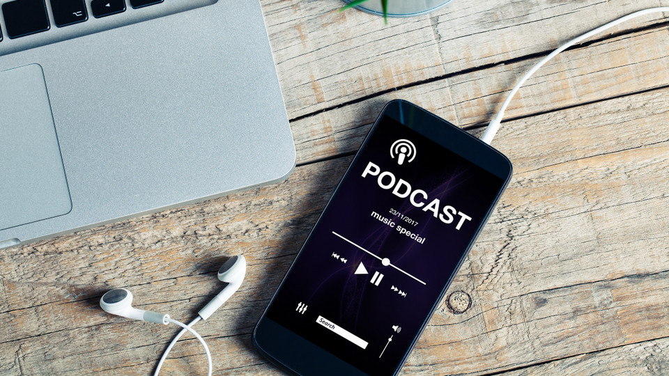 Best Podcasts To Learn Something New